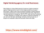 digital marketing agency for small businesses 1