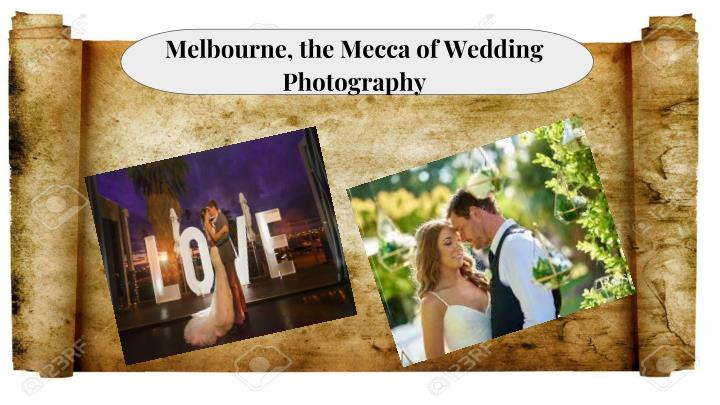 melbourne the mecca of wedding photography n.