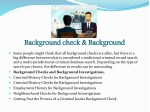 background check background