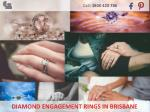diamond engagement rings in brisbane