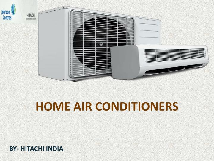 home air conditioners n.