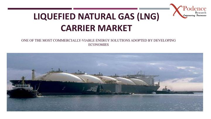 liquefied natural gas lng carrier market n.