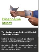 financeme lainat