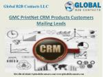 global b2b contacts llc