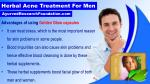 herbal acne treatment for men 4