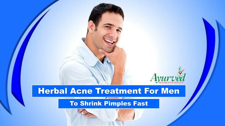 herbal acne treatment for men n.
