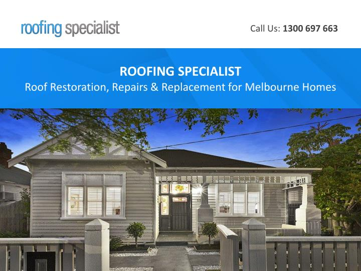 roofing specialist roof restoration repairs replacement for melbourne homes n.