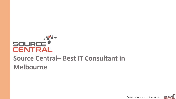 source central best it consultant in melbourne n.