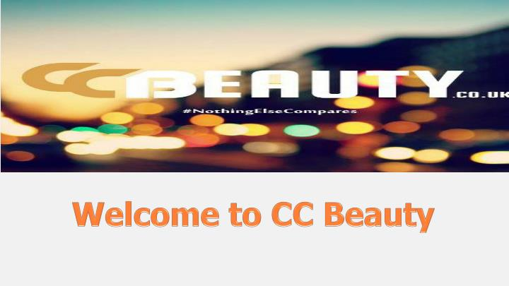 welcome to cc beauty n.