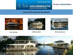 luxurious impressive houseboats