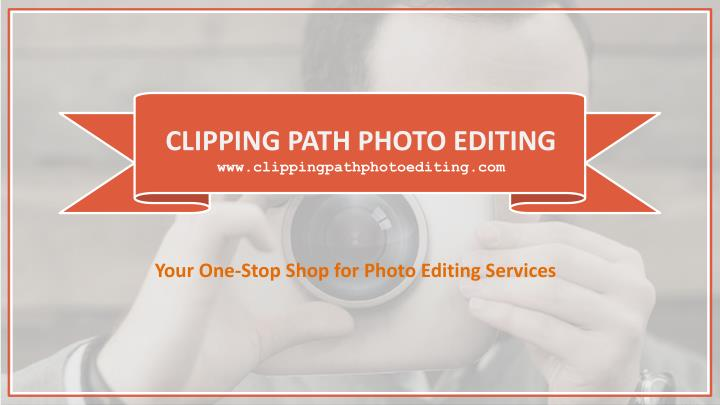 clipping path photo editing n.
