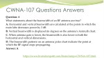 cwna 107 questions answers 3