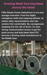 growing metal sourcing ideas across the globe