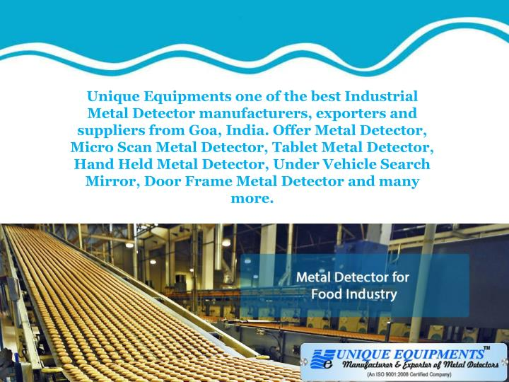 unique equipments one of the best industrial n.