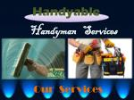 handyable 2