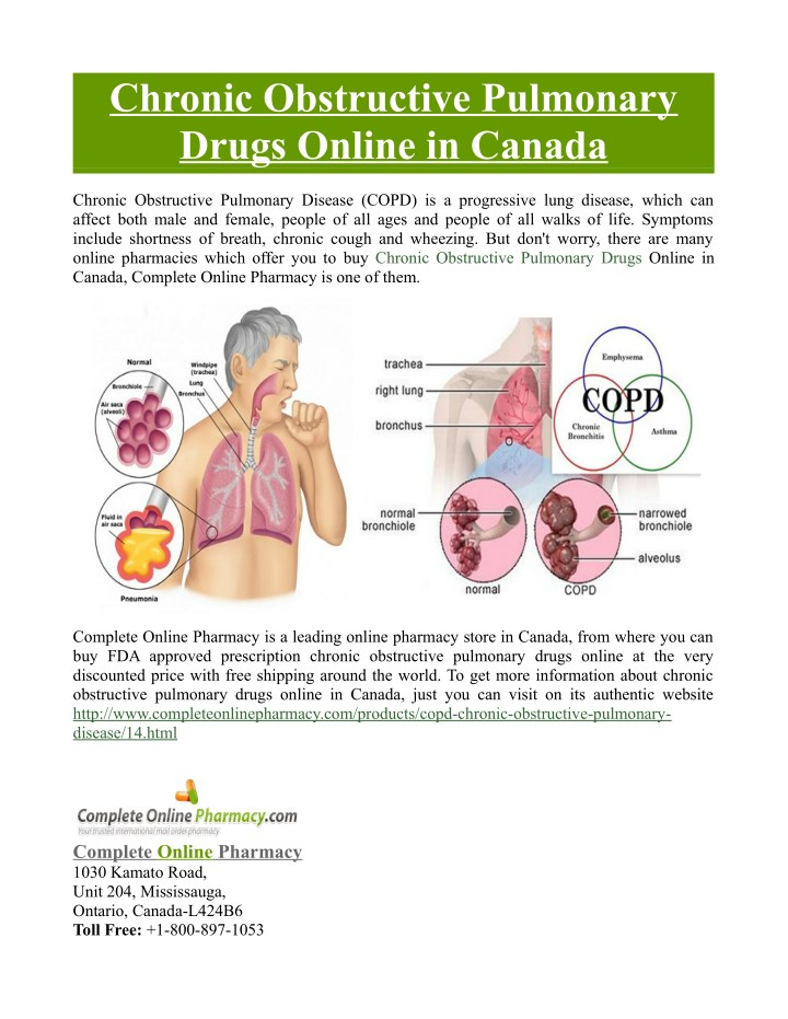 chronic obstructive pulmonary drugs online n.