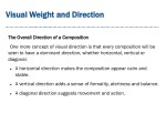 visual weight and direction visual weight 7