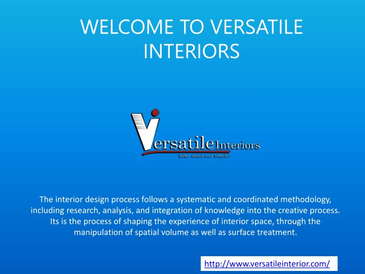 welcome to versatile interiors n.