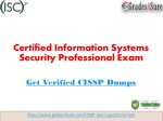 certified information systems security