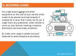 5 securing cargo