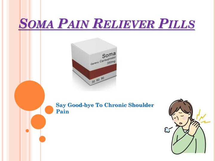 soma pain reliever pills n.
