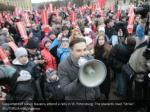 supporters of alexei navalny attend a rally 2