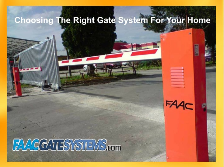 choosing the right gate system for your home n.