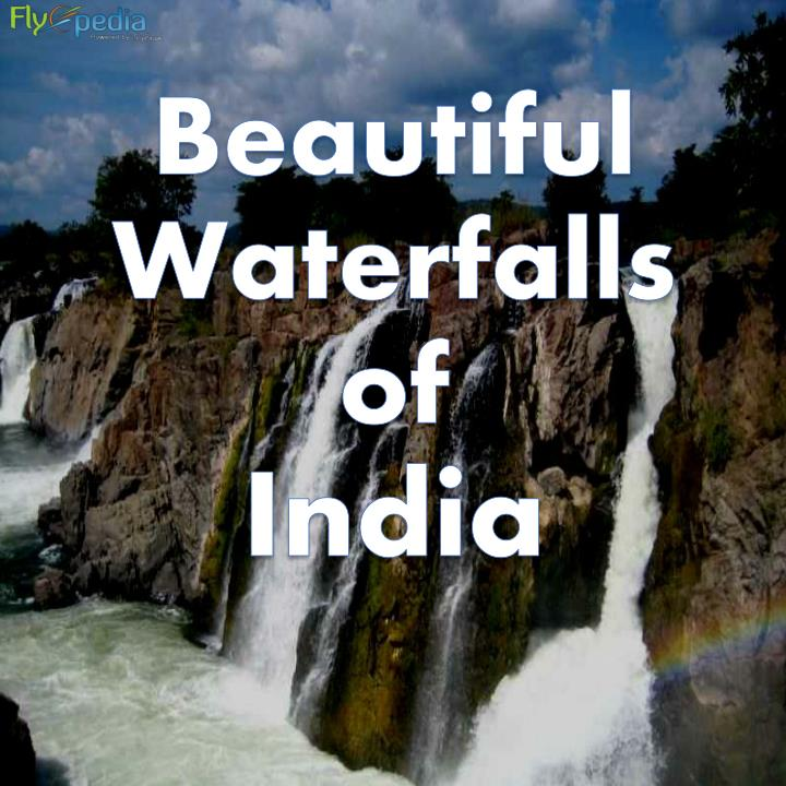 beautiful waterfalls of india n.