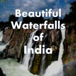 beautiful waterfalls of india
