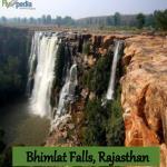 bhimlat falls rajasthan