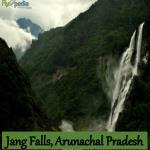 jang falls arunachal pradesh