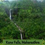 kune falls maharasthra