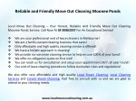 reliable and friendly move out cleaning moonee 1