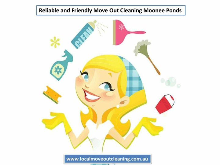 reliable and friendly move out cleaning moonee n.