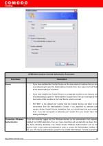 cesm administrative console authorization