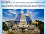 iskcon temple the international society