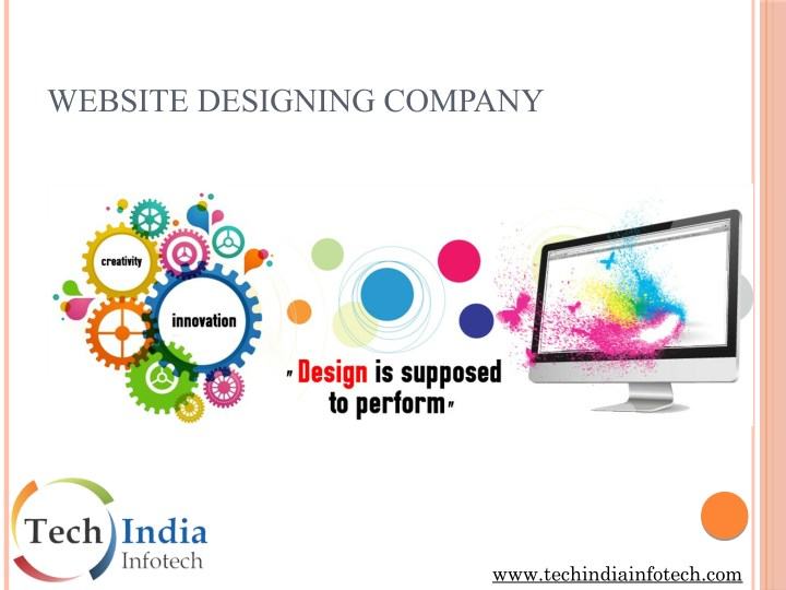 website designing company n.