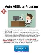 auto affiliate program 8