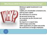 why choose jafza for free zone company setup