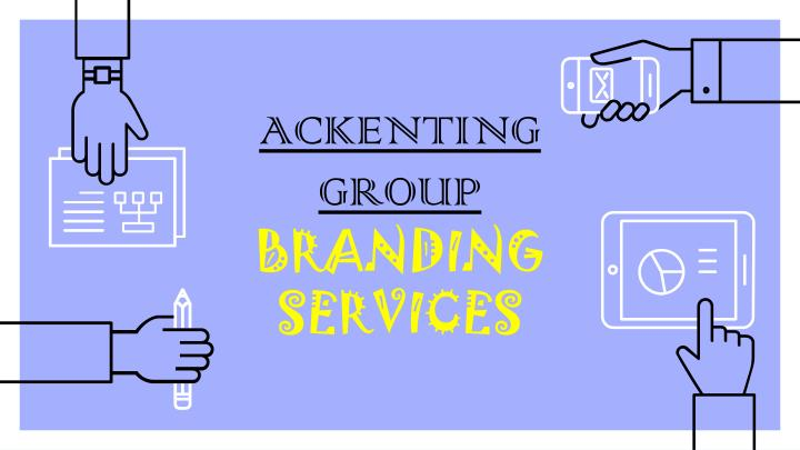 ackenting group branding services n.