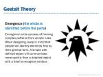 gestalt theory gestalt theory