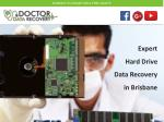 expert hard drive data recovery in brisbane