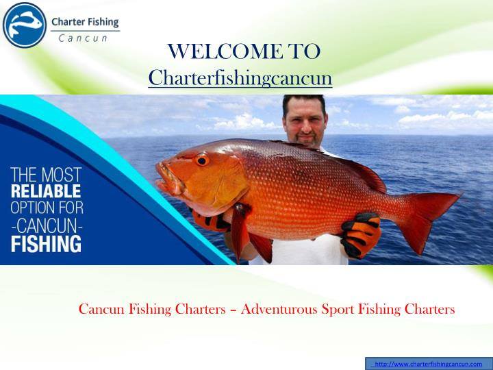welcome to c harterfishingcancun n.