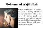 mohammad wajihullah 1