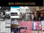 box office success