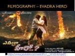 filmography evadra hero