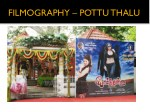 filmography pottu thalu