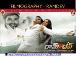filmography ramdev