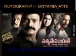filmography satyamevjayte