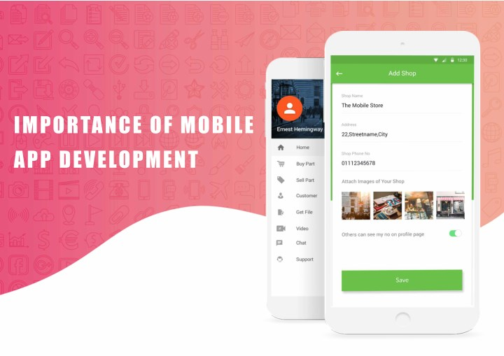 importance of mobile app development n.